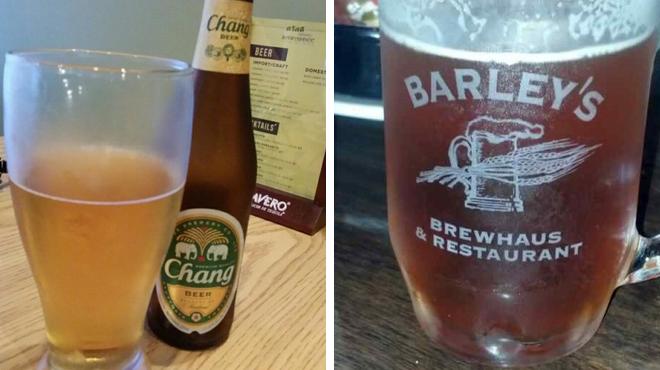 Thai restaurant ⇨ Bar