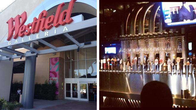 Mall ⇨ American restaurant