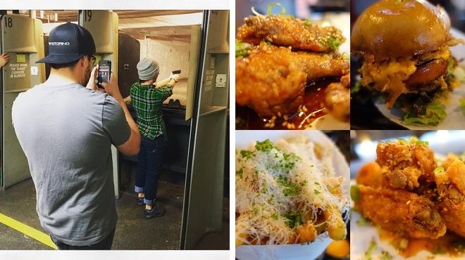 Have fun ⇨ Korean restaurant