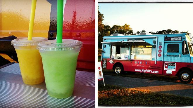 Park ⇨ Food truck