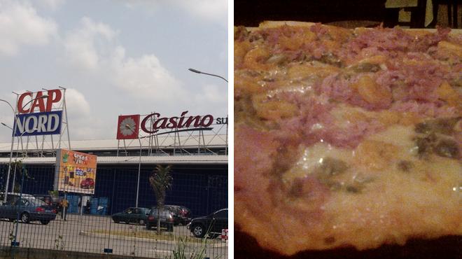Mall ⇨ Italian restaurant