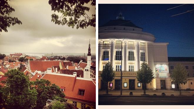 Scenic Views ⇨ Restaurant ⇨ Opera house