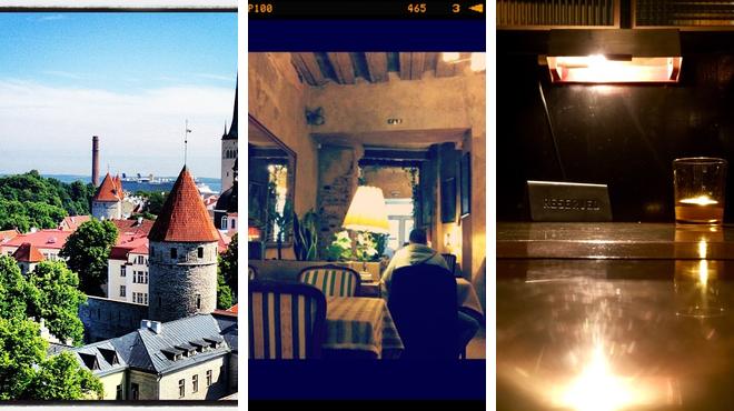 Scenic Views ⇨ Modern european restaurant ⇨ Lounge