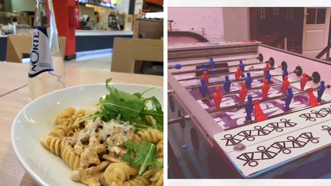 Asian restaurant ⇨ Shake a leg
