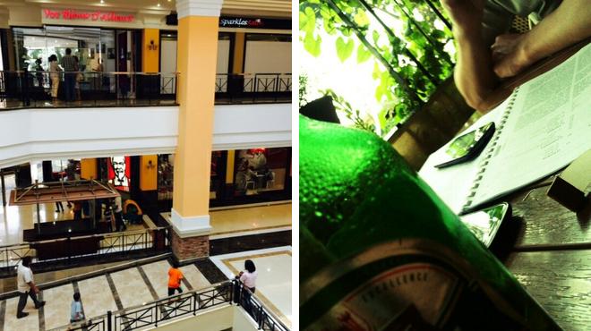 Mall ⇨ Restaurant