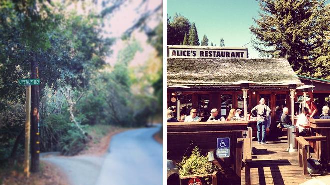 Scenic Views ⇨ American restaurant