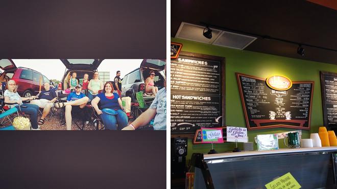 Have fun ⇨ Coffee shop