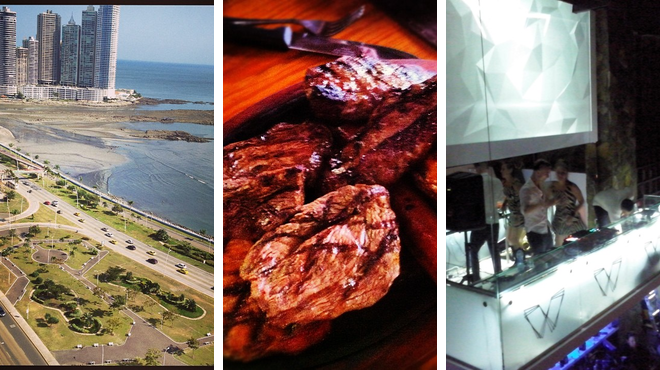Scenic Views ⇨ Steakhouse ⇨ Lounge