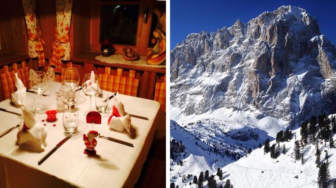 Restaurant ⇨ Ski area