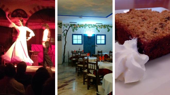 Theater ⇨ Greek restaurant ⇨ Delicious Cocktails