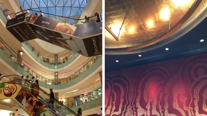 Mall ⇨ Asian restaurant