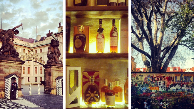 Castle ⇨ Wine Tasting ⇨ Admire local art