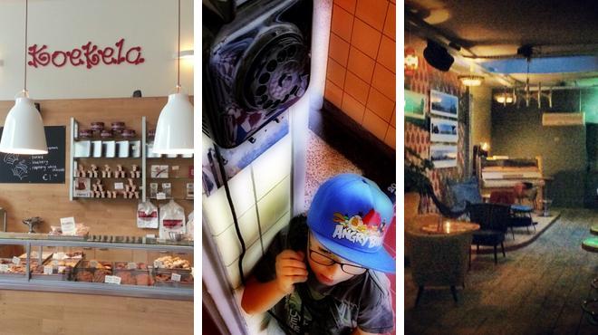Bakery ⇨ Experience exhibits ⇨ Bar
