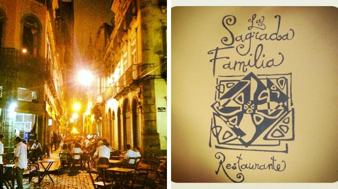 Music venue ⇨ Italian restaurant