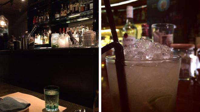 Gastropub ⇨ Bar
