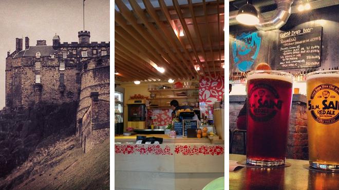 Castle ⇨ Café ⇨ Bar