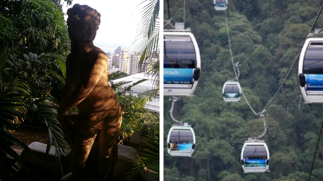 Theater ⇨ Cable car