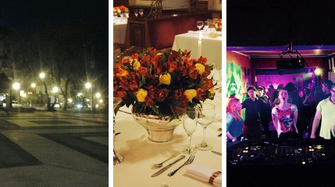 Plaza ⇨ Restaurant ⇨ Speakeasy