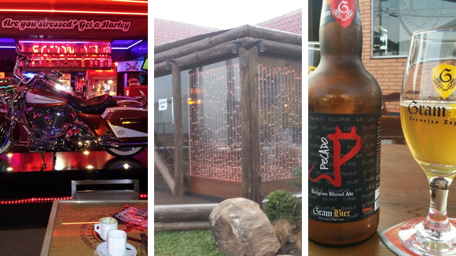 Experience exhibits ⇨ Restaurant ⇨ Brewery
