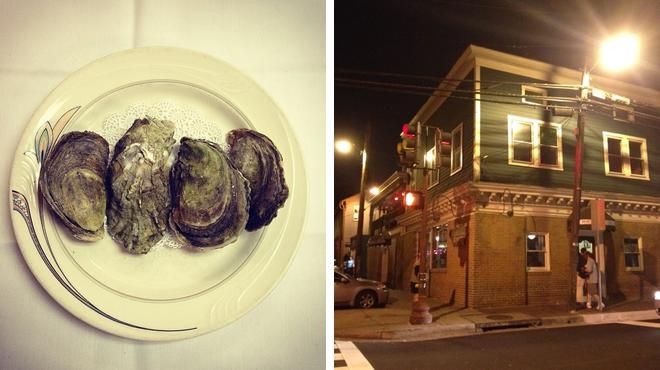 French restaurant ⇨ Bar