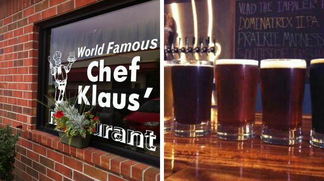 German restaurant ⇨ Brewery