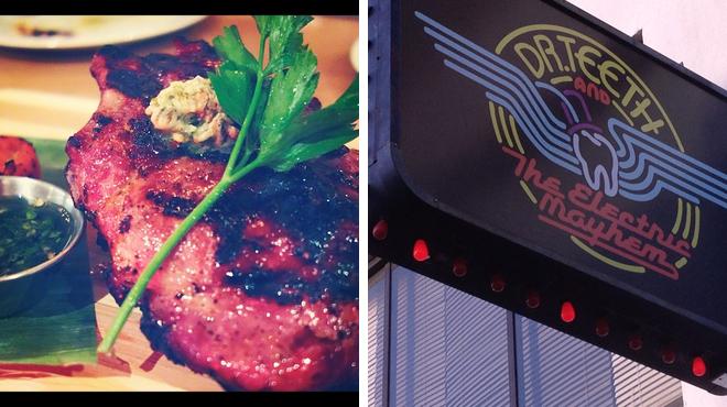 Steakhouse ⇨ Bar