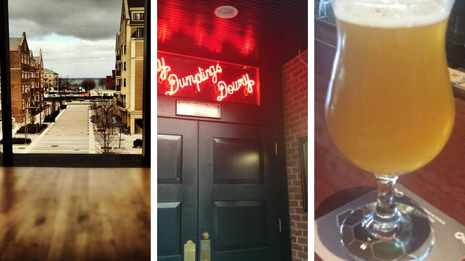 Learn about art ⇨ Burger joint ⇨ Pub