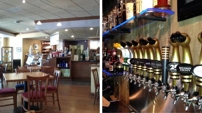 Café ⇨ Bar