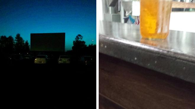 Catch a movie ⇨ Brewery