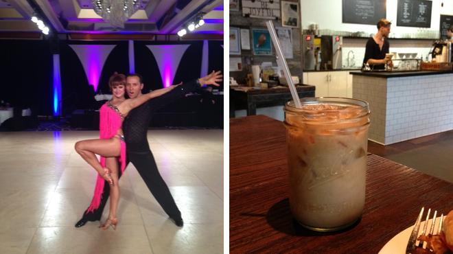 Shake a leg ⇨ Coffee shop