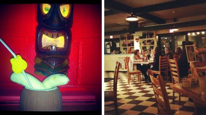 Southern / soul food restaurant ⇨ Lounge