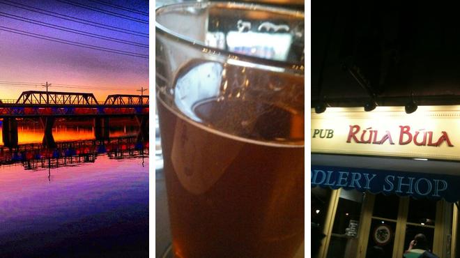 Lake ⇨ Irish pub ⇨ Brewery