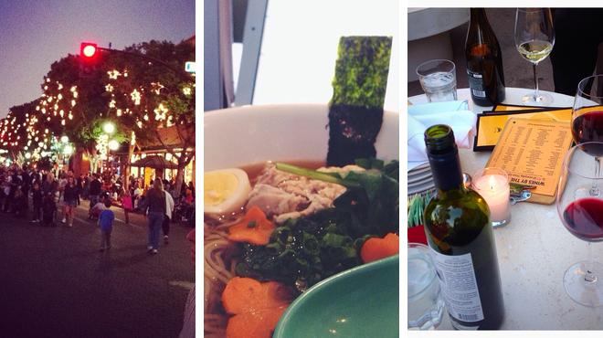 Neighborhood ⇨ Japanese restaurant ⇨ Wine bar