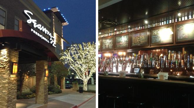 New american restaurant ⇨ Pub