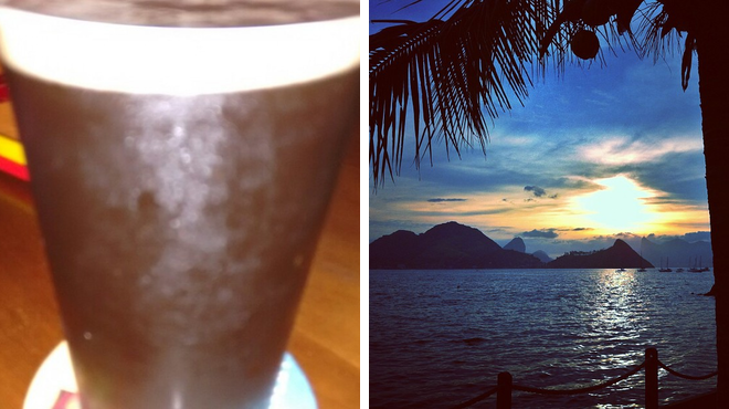 Harbor / marina ⇨ Brewery