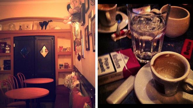 Bistro ⇨ Bar