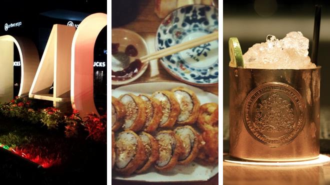 Plaza ⇨ Japanese restaurant ⇨ Bar