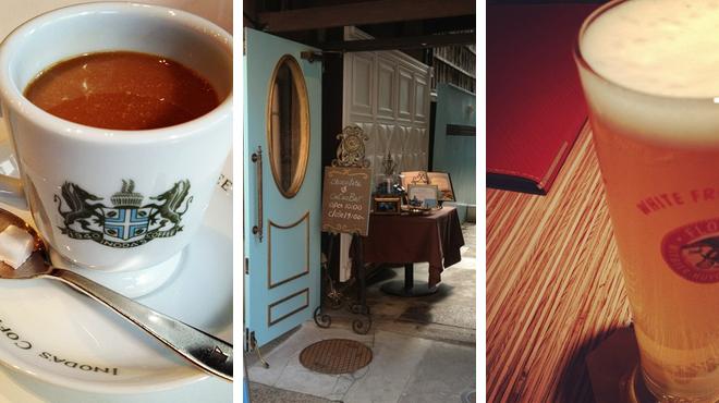Café ⇨ Chocolate shop ⇨ Bar