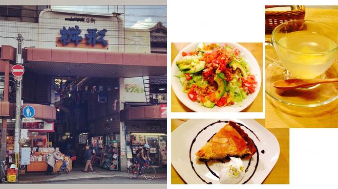 Mall ⇨ Vegetarian / vegan restaurant
