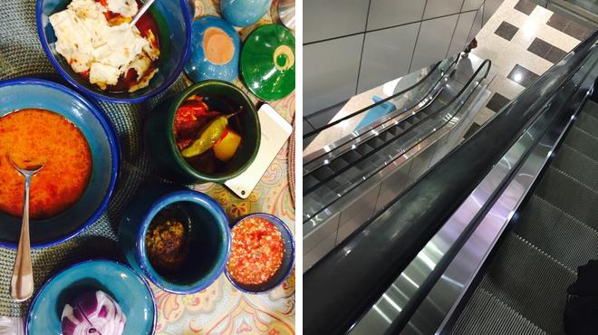 Persian restaurant ⇨ Mall