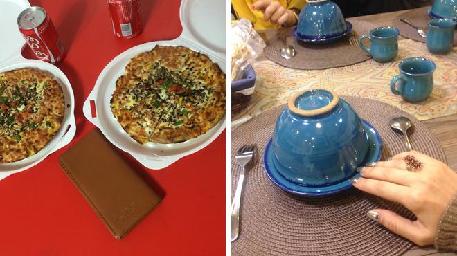 Park ⇨ Persian restaurant