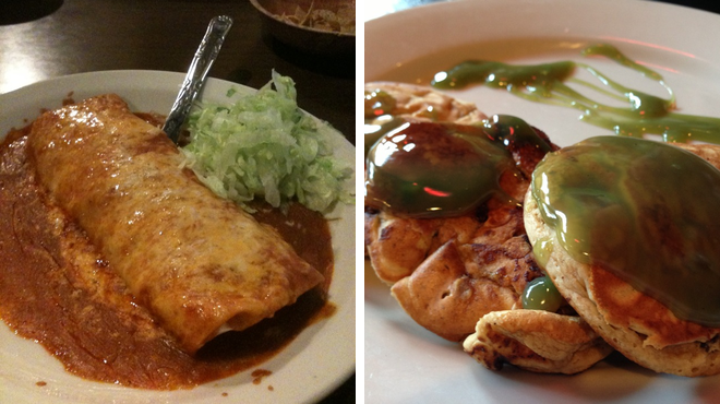 Mexican restaurant ⇨ Bar