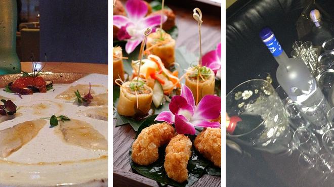 Japanese restaurant ⇨ Bar ⇨ Bar