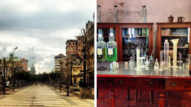 Scenic Views ⇨ Cuban restaurant
