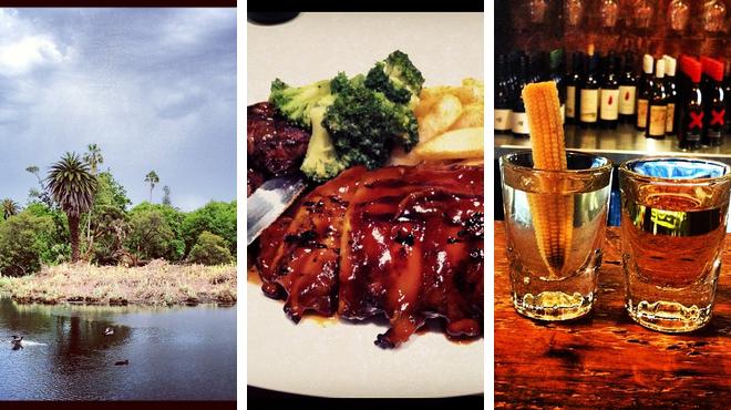 Park ⇨ Steakhouse ⇨ Whisky bar