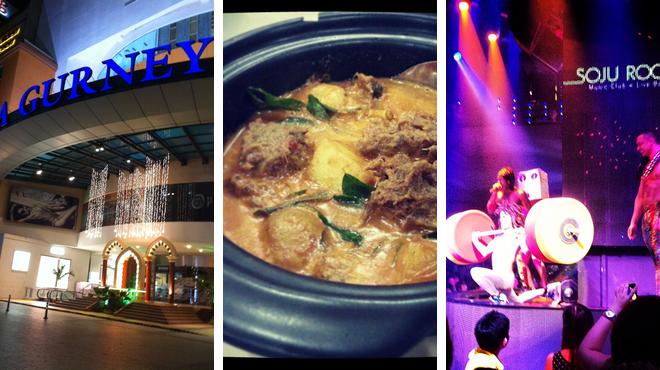 Mall ⇨ Vegetarian / vegan restaurant ⇨ Nightclub