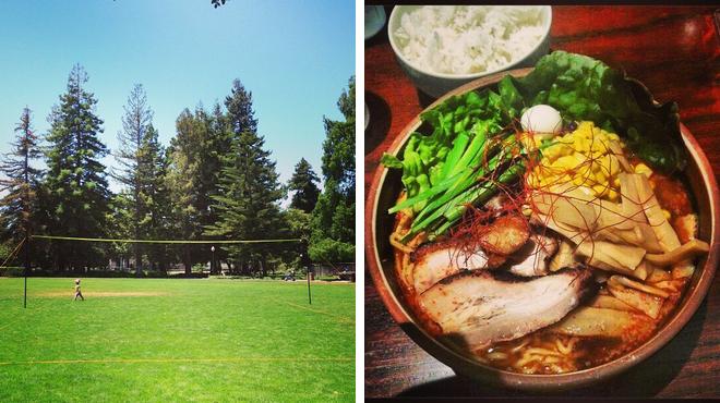 Park ⇨ Ramen / noodle house