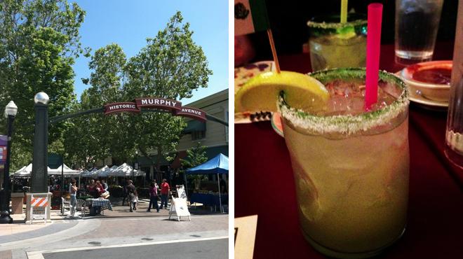 Plaza ⇨ Mexican restaurant