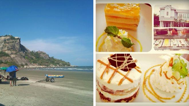 Beach ⇨ Café