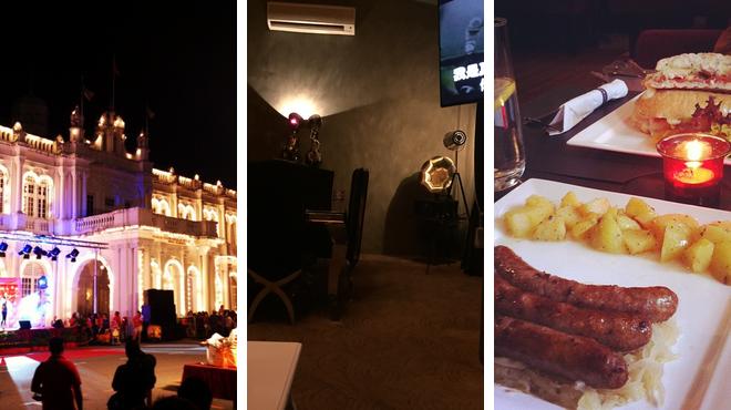 Field ⇨ French restaurant ⇨ Wine bar